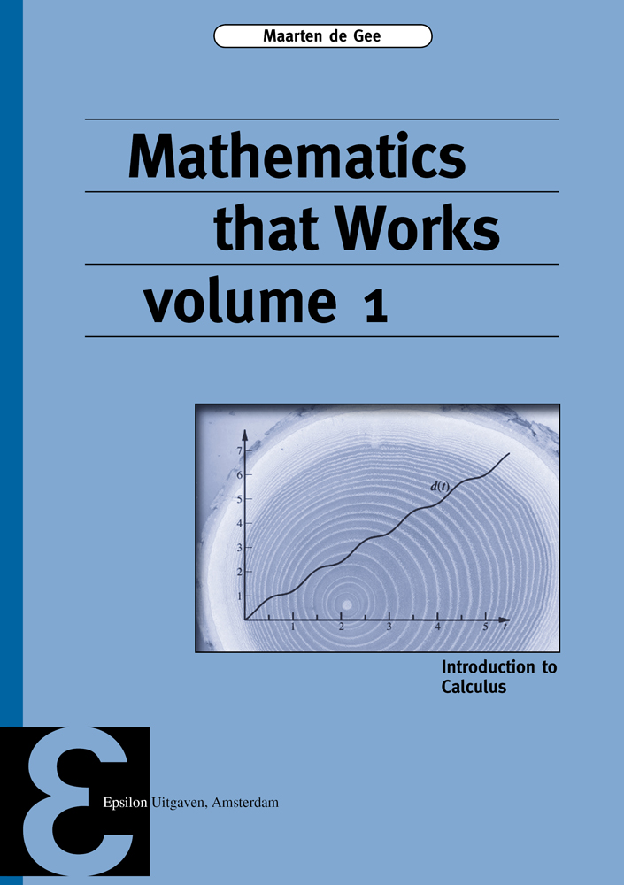 Mathematics that Works volume 1