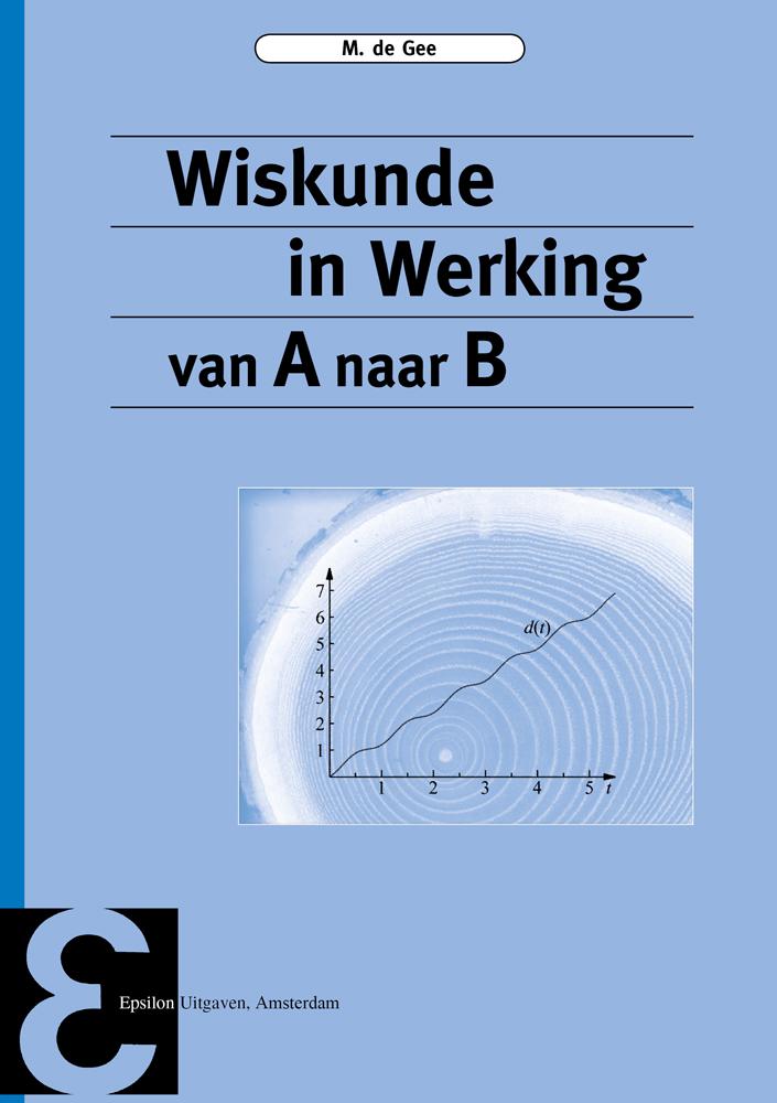 Wiskunde in Werking van A naar B