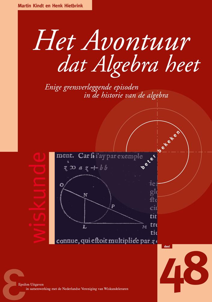 Het Avontuur dat Algebra heet