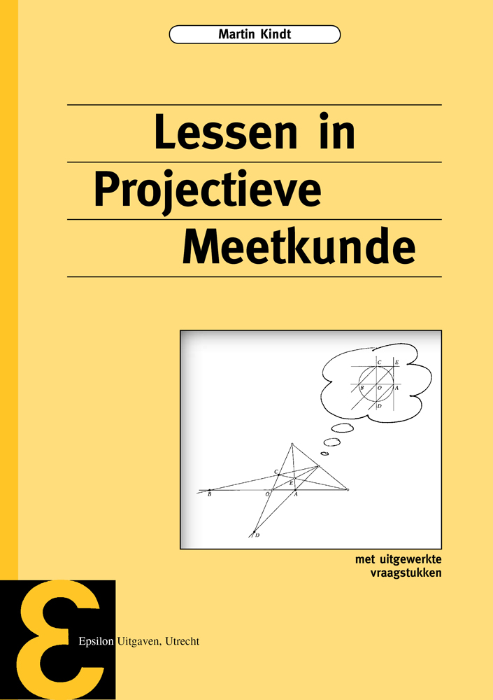 Lessen in Projectieve Meetkunde