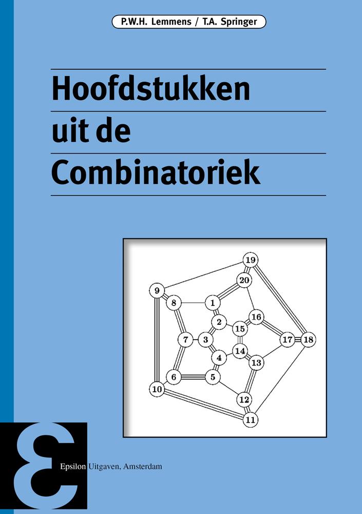 Hoofdstukken uit de Combinatoriek